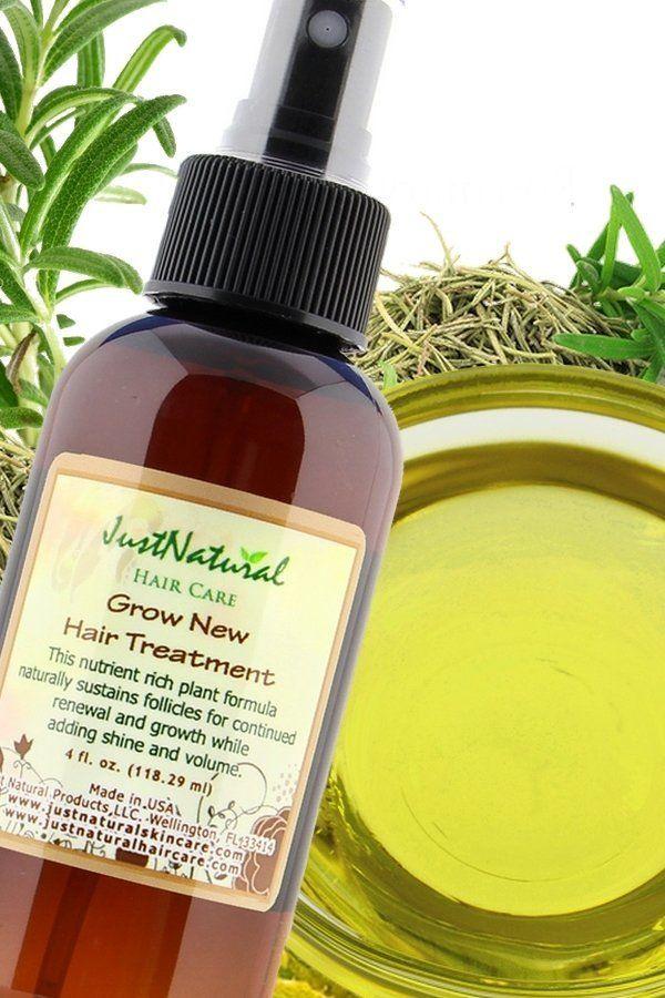 Grow New Hair Treatment Hair Treatment Hair Vitamins Just Nutritive
