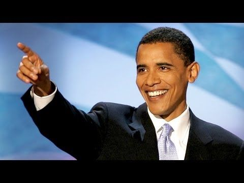 The Speech that Made Obama President - YouTube. Great ...