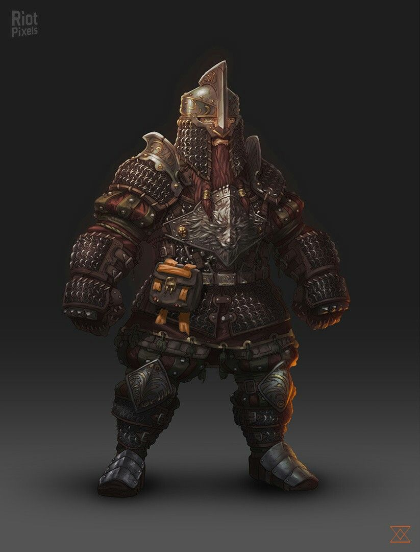 Divinity original sin 2 | Dwarves | Fantasy dwarf, Fantasy character