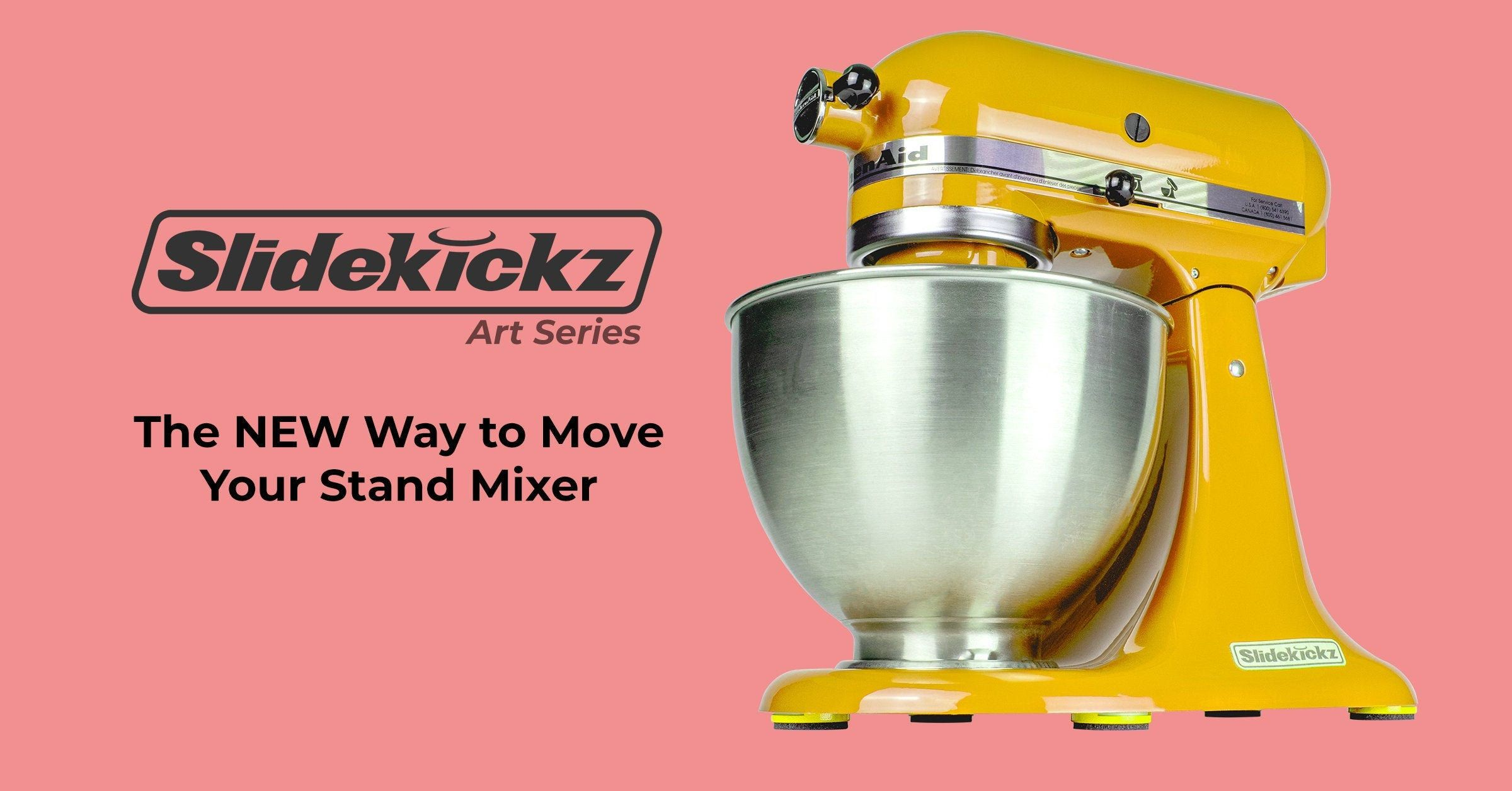Slidekickz Art Series Mixer Mover Kitchenaid Stand Mixer Etsy Kitchenaid Stand Mixer Mixer Stand Mixer