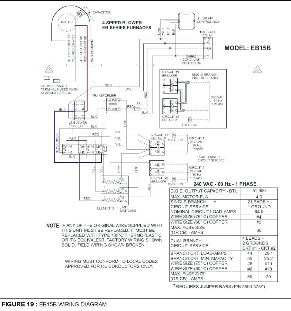 32 Wiring Diagram For Electric Furnace