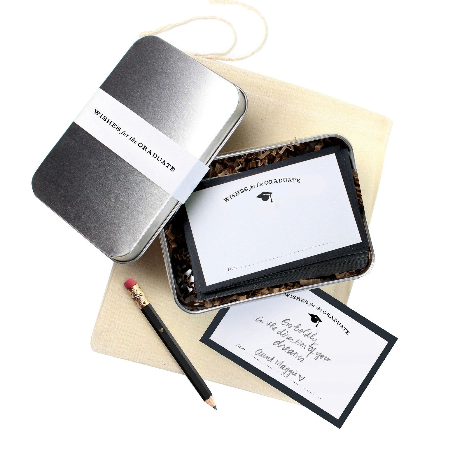 24ct wishes for the graduate gift tin tin gifts party