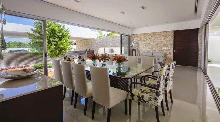 casa moderna y acogedora cocina comedor dinningroom pinterest casas modernas acogedor y moderno