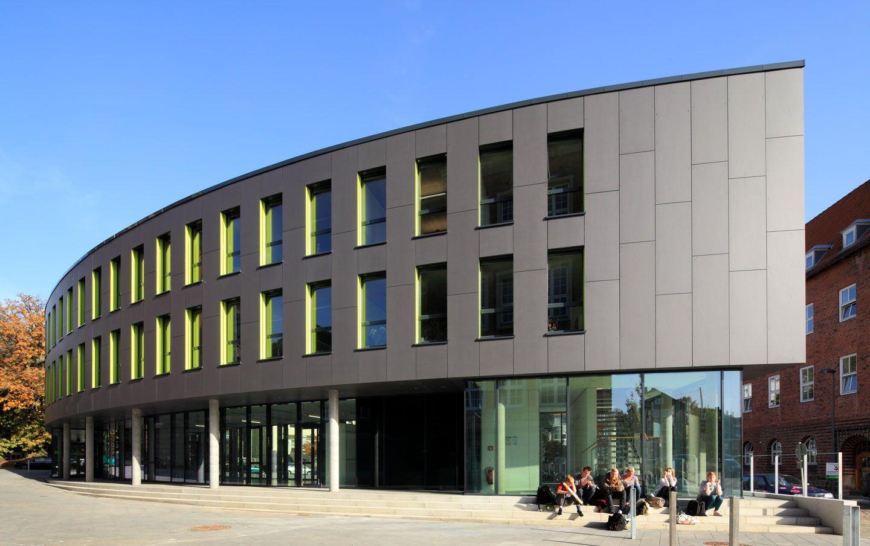 Kiel Architekten in kiel by schmieder dau architekten equitone facade