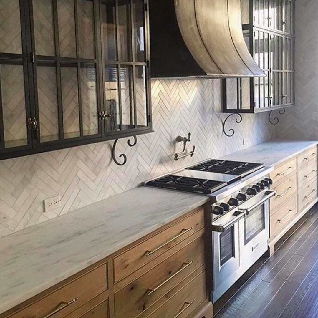 Another Gorgeous Birmingham Al Project By Nequettearchitecture This Combinati Metal Kitchen Cabinets Kitchen Cabinet Styles Farmhouse Style Kitchen Cabinets
