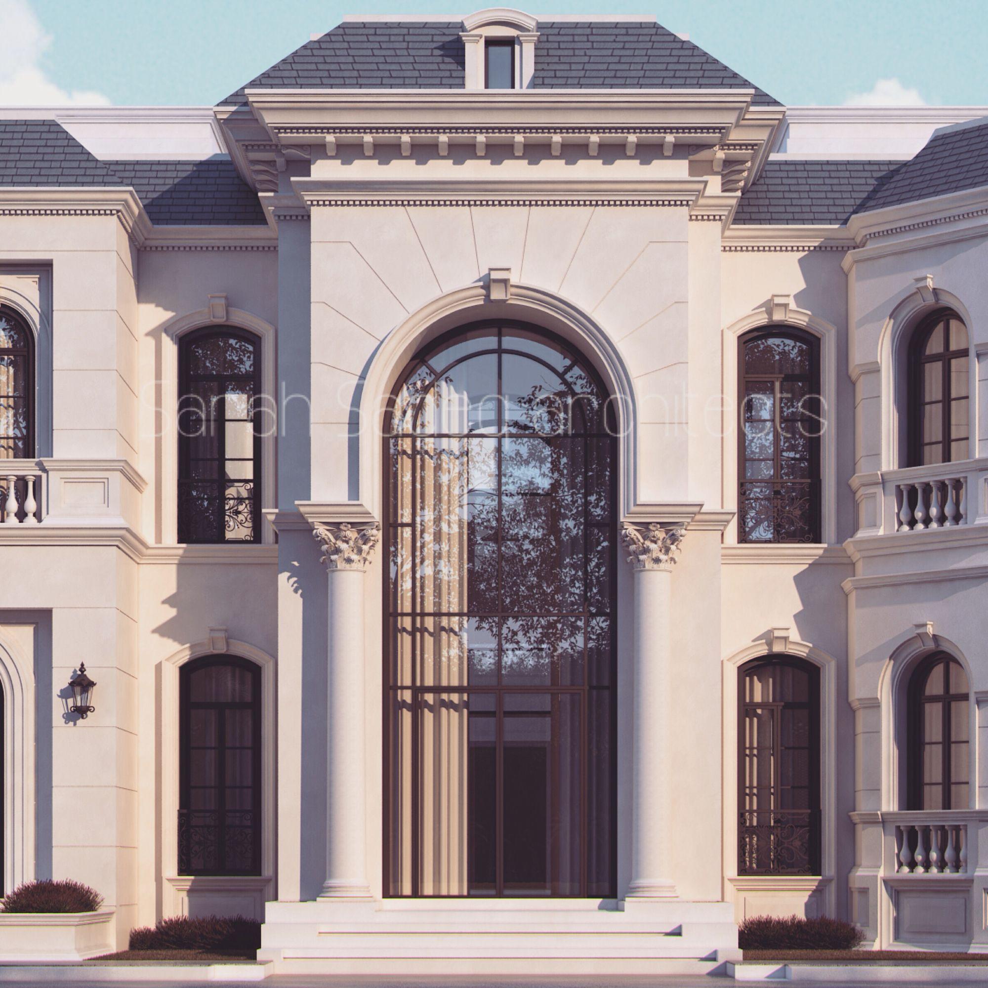 Sarah sadeq architects abudahbi private villa sarah for Private villa design