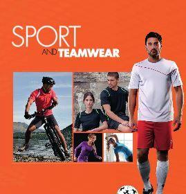 Klikbare online brochure sportkleding