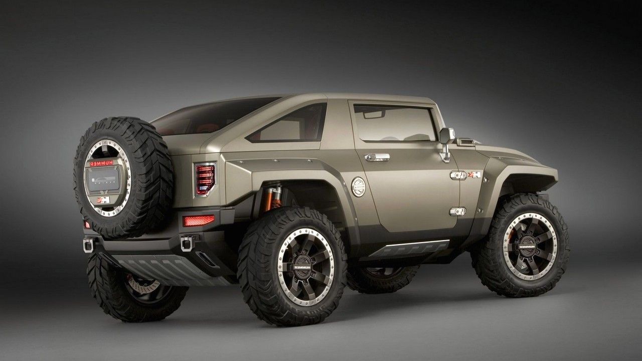 Hummer Hx Release Date 2015 Vehicles Hummer Cars Jeep