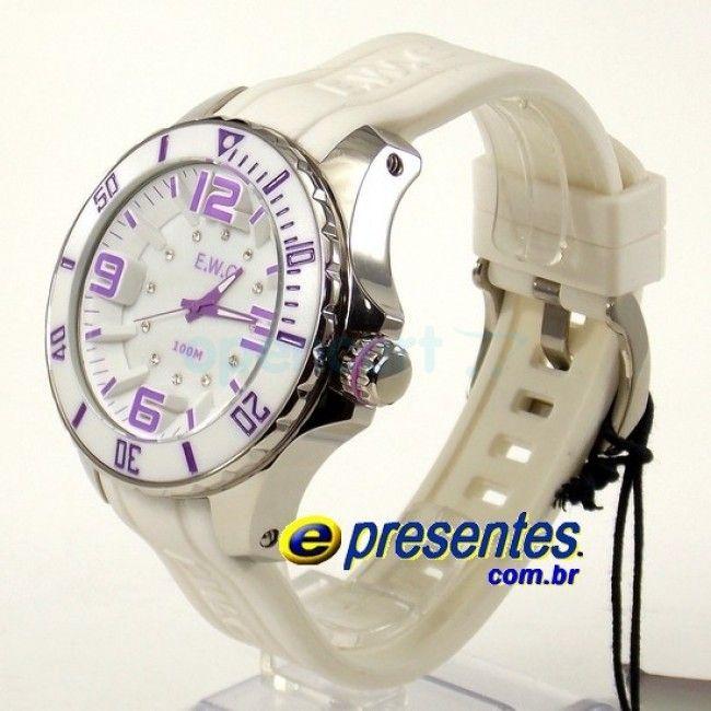 7f7114dfd0f Relógio masculino analógico ewc emt15301-v