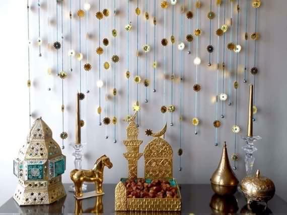 Ramadan Home Decoration Ideas 4 Ur Break Family Inspiration Magazine In 2021 Ramadan Decorations Eid Decoration Ramadan Kareem Decoration