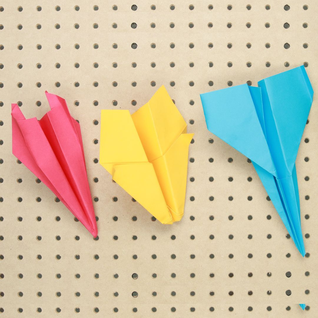 Upgrade Your Paper Airplane Game With These Clever Techniquesairplane
