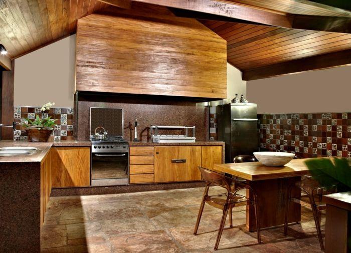 landhausstil designklassiker einrichtungsideen küche einrichten - einrichtung ideen landhausstil