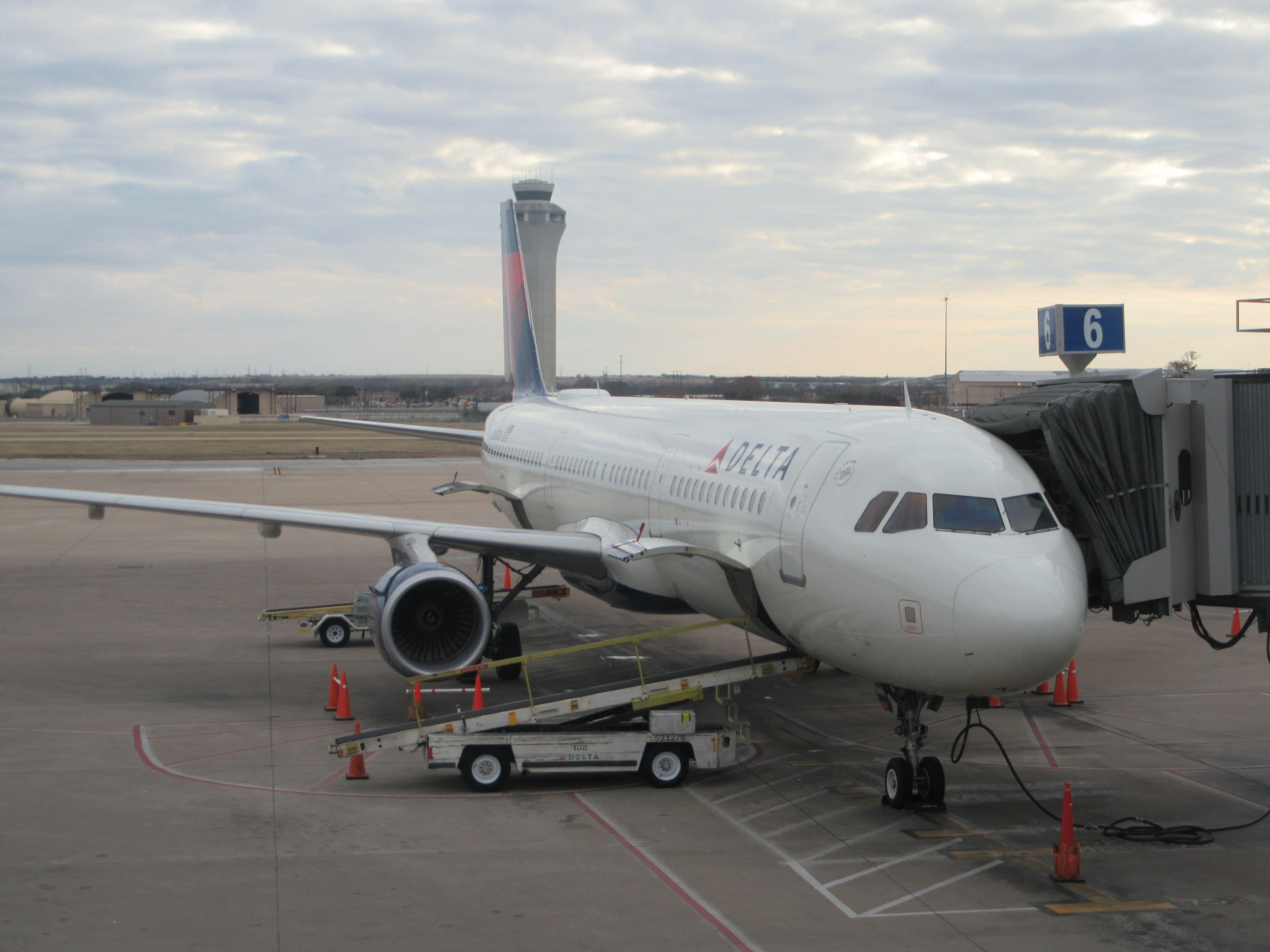 Delta Al A321, Austin Jan 2018 Aircraft photos, Aircraft