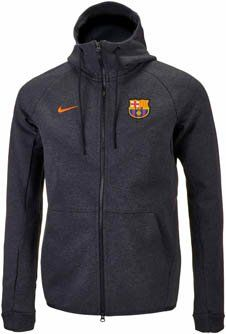 da4f5c232 Nike FC Barcelona Tech Fleece Jacket. Buy it from www.soccerpro.com right  now.