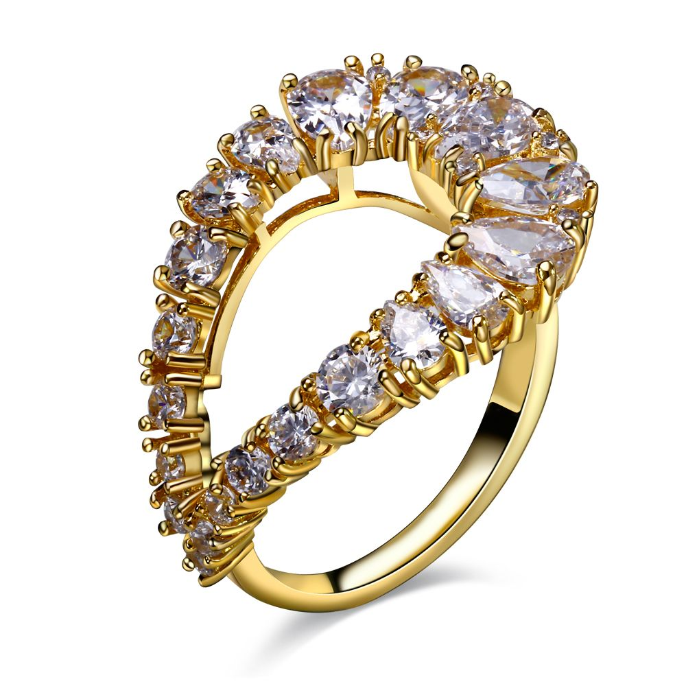 Explore Gold Ring Designs, Wedding Bands, And More!