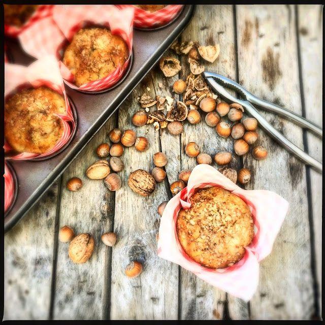 Meine eigene Küche Meine Herbstmuffins (beruhigendes Rezept - meine vegane k che