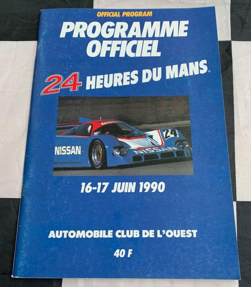 Pin on Mixed Motor Racing Programmes