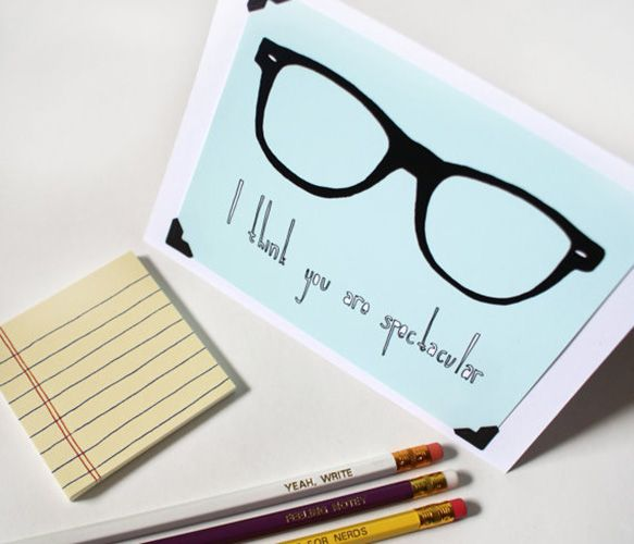 Geek Stationery Set