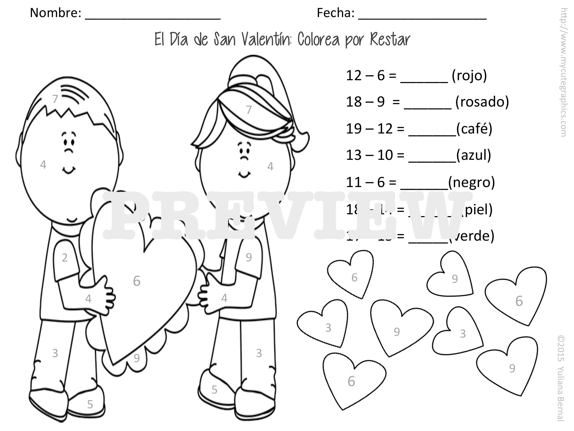 Pin by Yuli Bee\'s Bilingual Resources on Bilingual Holiday ...