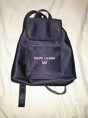 Lauren Danfull2013 Backpack PurseEbay Polo Ralph Deals Sport CdxeBo