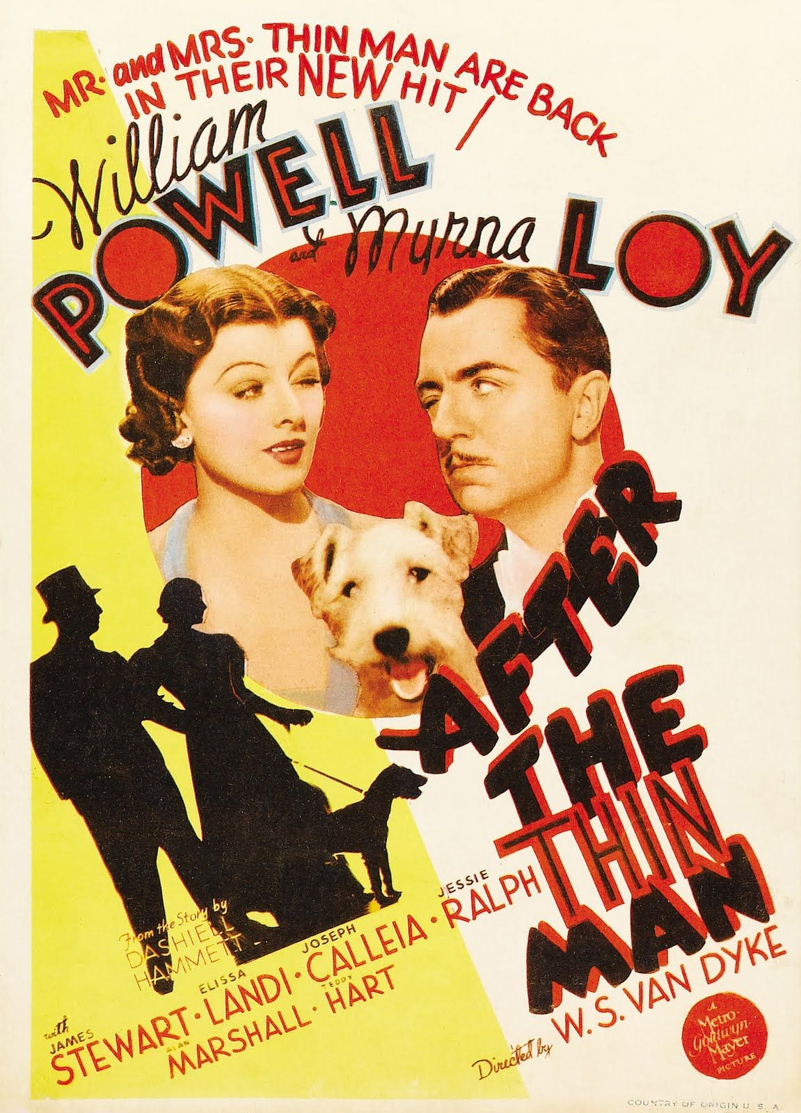 Watch After the Thin Man Full-Movie Streaming
