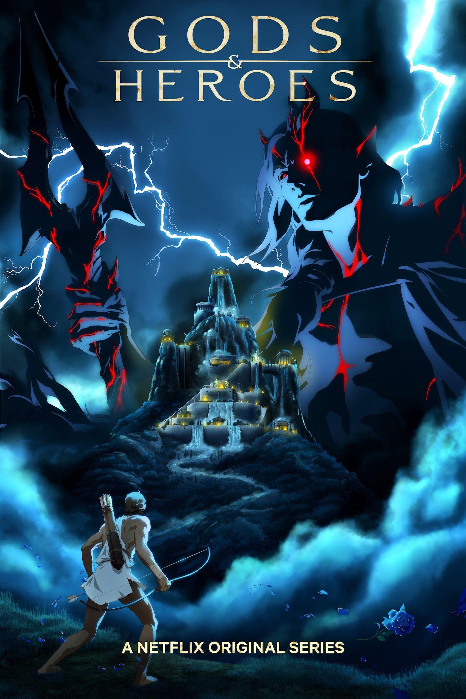 Netflix is Producing a Greek Mythology Anime Series Called