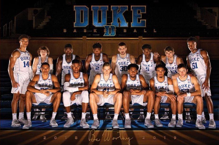 Pin by Whitney Hodgdon on DUKE Duke basketball, Duke