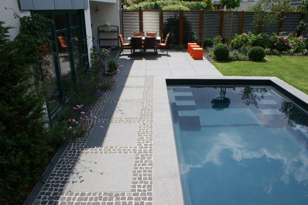 planung und bau eines pools zinsser gartengestaltung schwimmteiche und swimmingpools pool. Black Bedroom Furniture Sets. Home Design Ideas