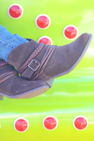 The Final Straw Boots: Chocolate Love Hope Styles!