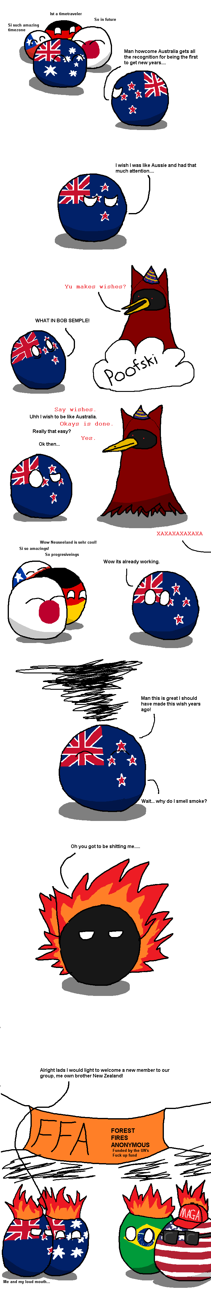 New Years Wishes polandball in 2020 New year wishes