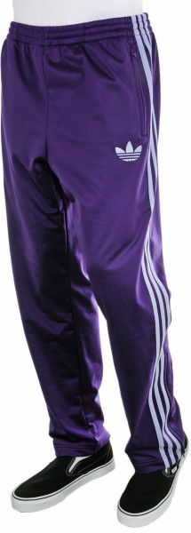 adidas purple sweatpants