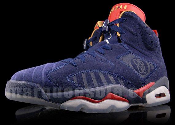 Air Jordan VI - 2009 Doernbecher Freestyle - SneakerNews.com  9a511f16a