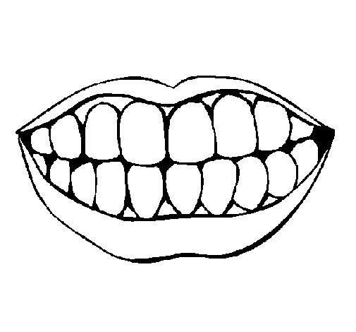 à Colorier Pour Apprendre à Brosser Les Dents Lavage Des Mains
