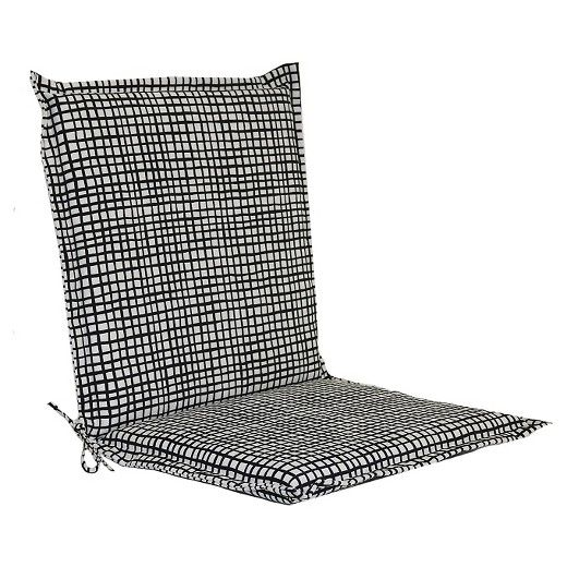 Outdoor Chair Cushion Patterned Room Essentials Target Outdoor Chair Cushions Outdoor Seat Cushions Room Essentials