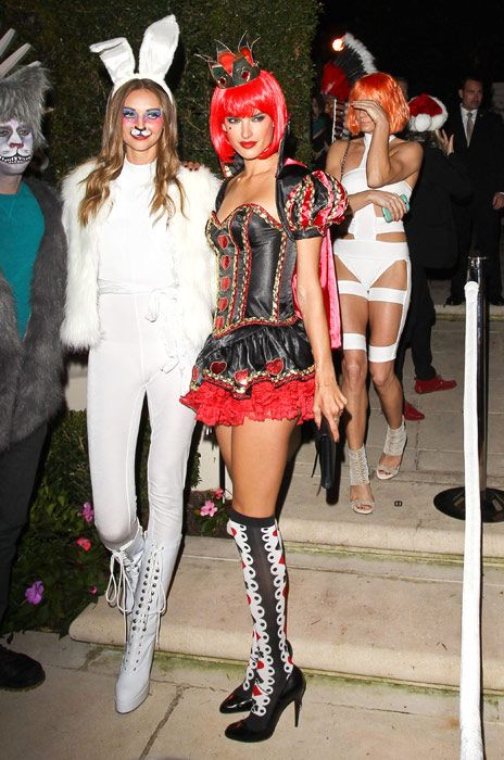 celebrity halloween costumes 2013 - Miranda Kerr and Alessandra Ambrosio  sc 1 st  Pinterest & Best celebrity Halloween costumes 2013 | Celebrity halloween ...