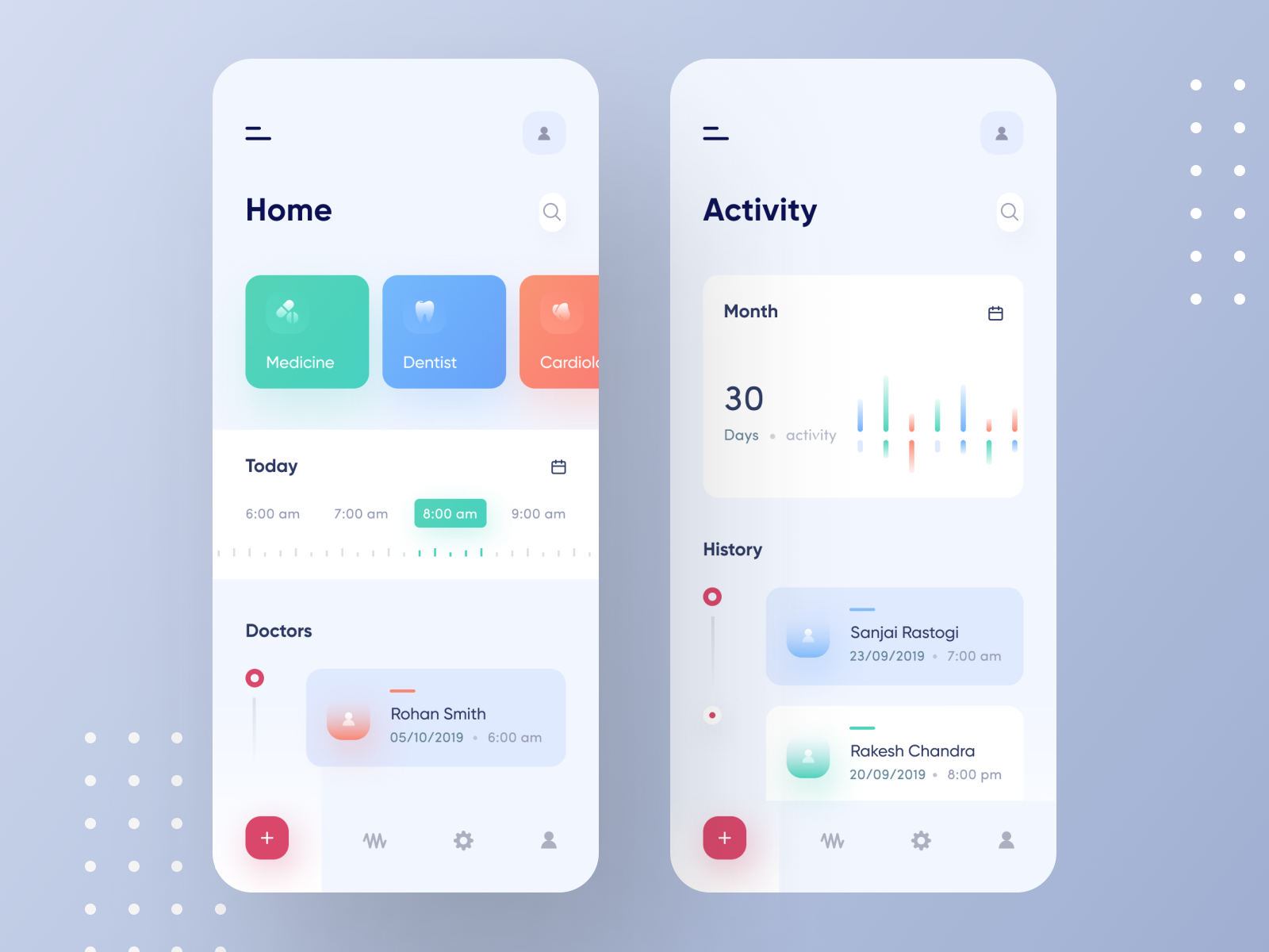 Health Care App by Sayem