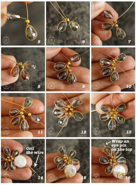 Photo of Jazz up your Herringbone Weave Skill with Two Earring Designs
