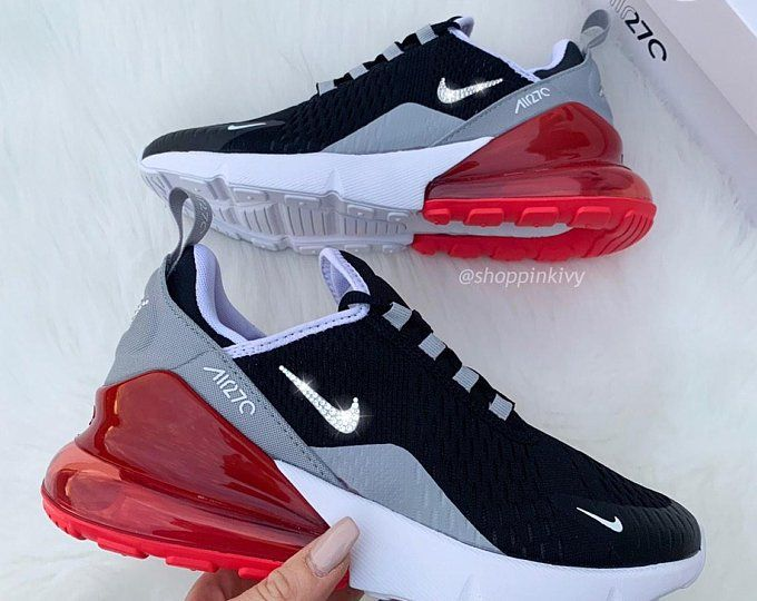 Swarovski Nike Blinged Damen Nike Air Max 270 Lauf