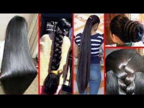 وصفة مضمونة لتطويل الشعر في يوم واحد تطويل الشعر في ليلة لن تصدقي طول شعرك من اول استعمال Youtube Hair Styles Hair Wrap Beauty