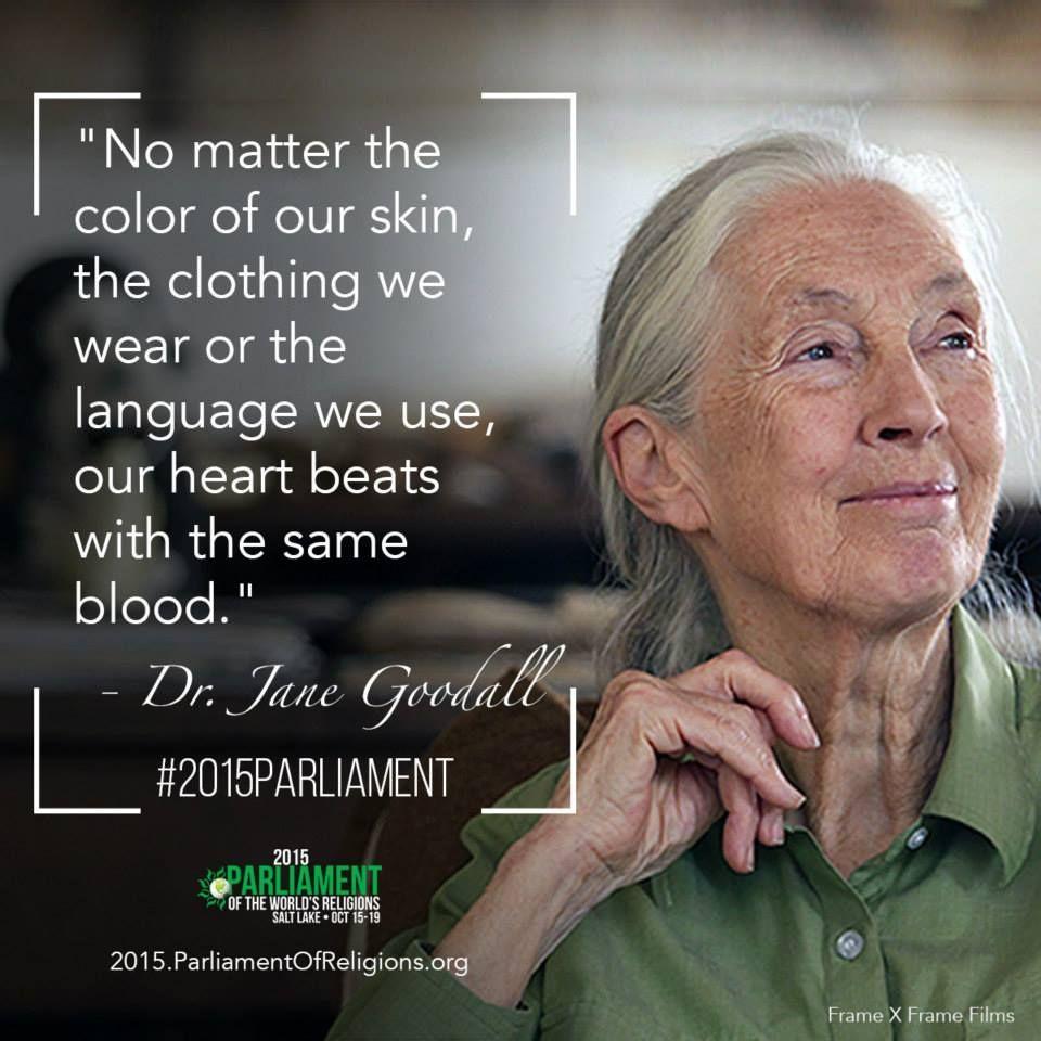 Jane Goodall 2015