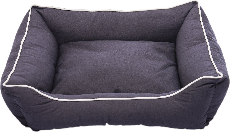 Dog Gone Smart RepelzIt Lounger Dog & Cat Bed, Sand, X