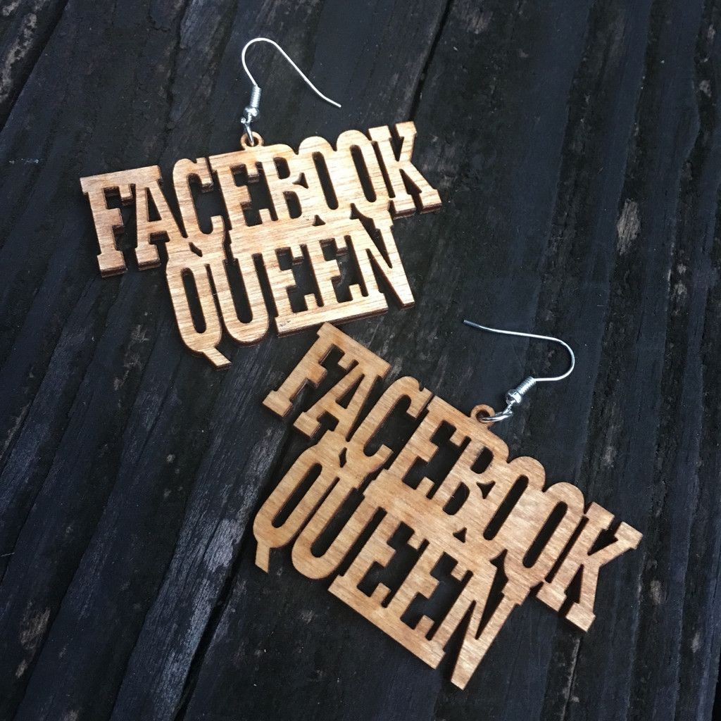 FACEBOOK QUEEN™  $1️2 bodydecorboutique.com #FACEBOOK #face #book #facebookers #socialmedia #socialmediaqueen #ig #igers #instafashion #instamood #instadaily #inst #instalike #outfit #accessories #style #grace #fashionblogger #blogger #streetstyle #streetwear #global #wholesale #customearrings #styleblogger #naturalhair #naturalista
