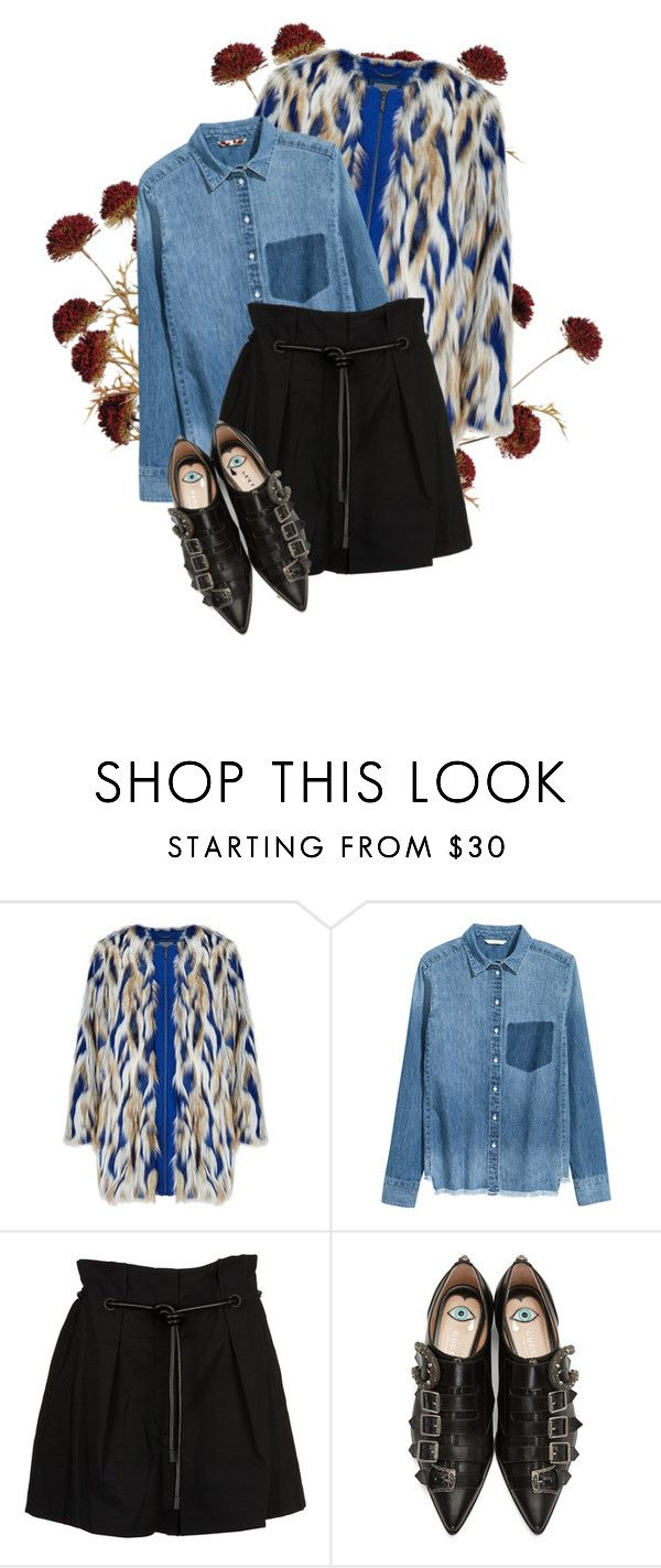 """""""byb"""" by swemasha ❤ liked on Polyvore featuring 3.1 Phillip Lim and Gucci"""