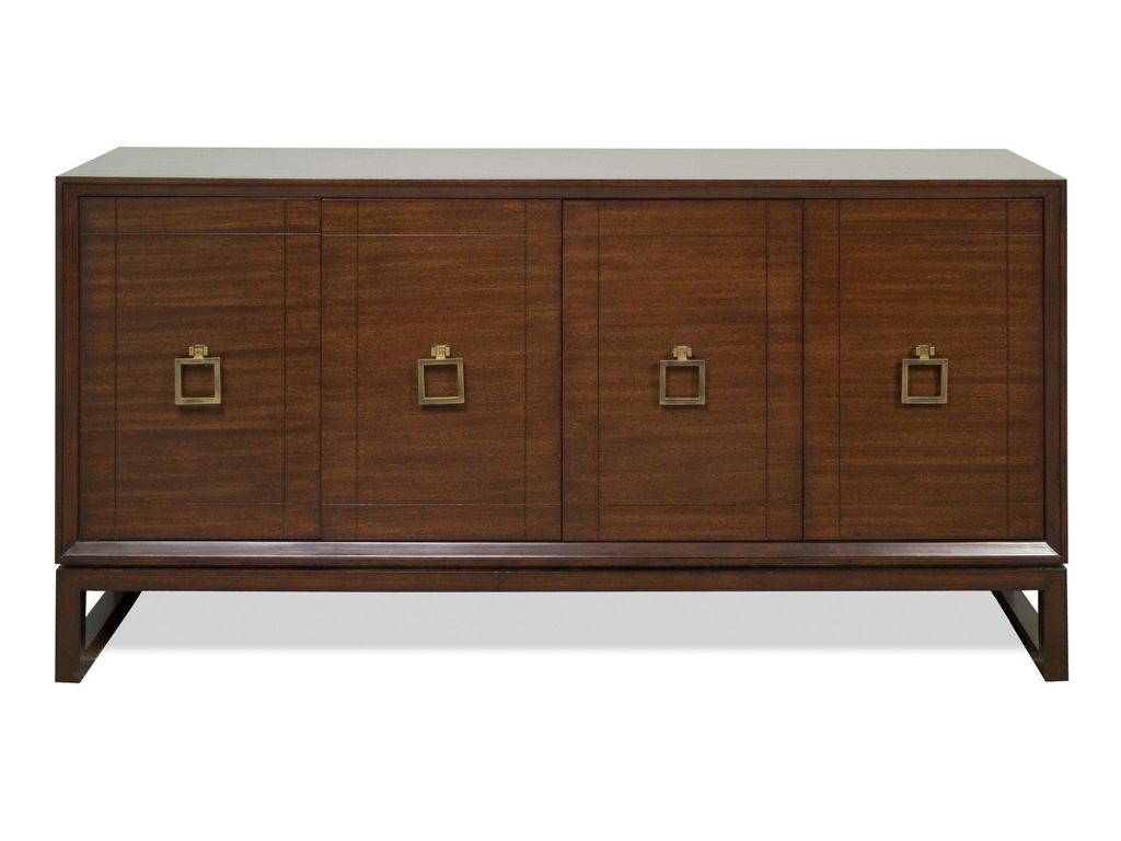 Vanguard Dining Room Newton Storage Cabinet W719S   Vanguard Furniture    Conover, NC