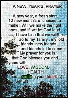 new year prayers jel speaks a new years prayer new years