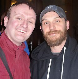 Tom Hardy - Liverpool March 2014