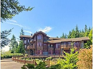 Mansions For Sale In Washington State