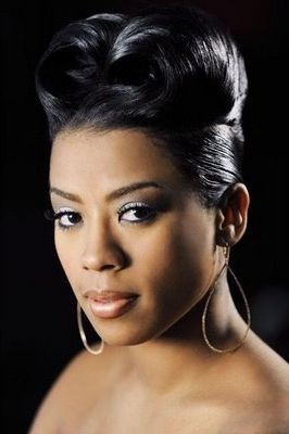 Terrific 1000 Images About Ebony Hair On Pinterest Black Hairstyles Short Hairstyles Gunalazisus