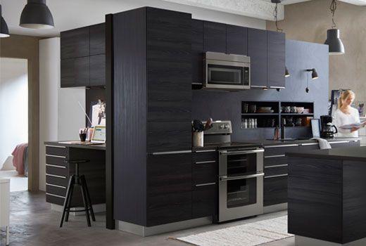 Image Result For Kungsbacka Ikea Kitchen Interior Design