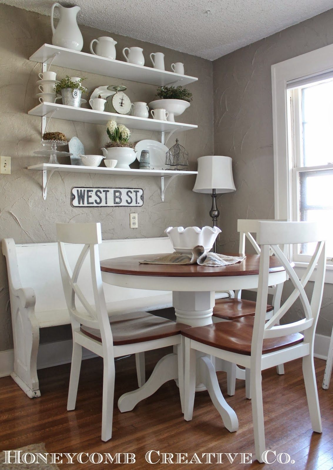 Our First Apartment  Apartments Small Apartments And Kitchens Fascinating Shelves Dining Room Review